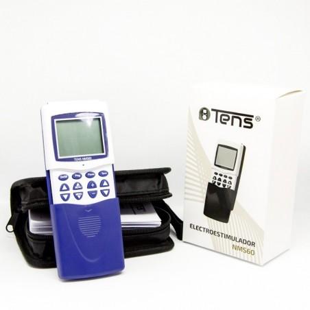Electroestimulador TENS+EMS